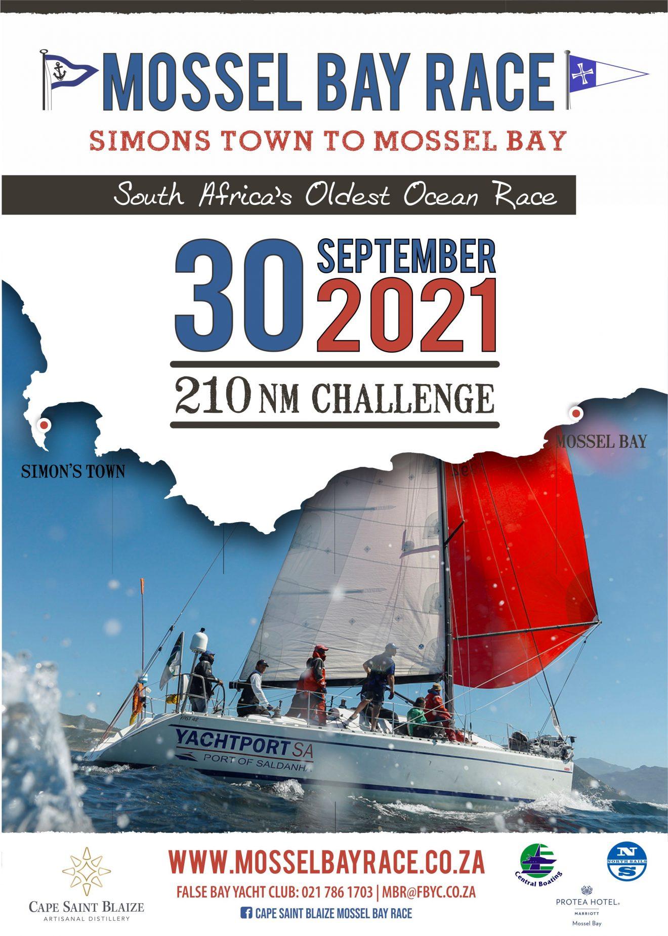 Mossel Bay Race 2021