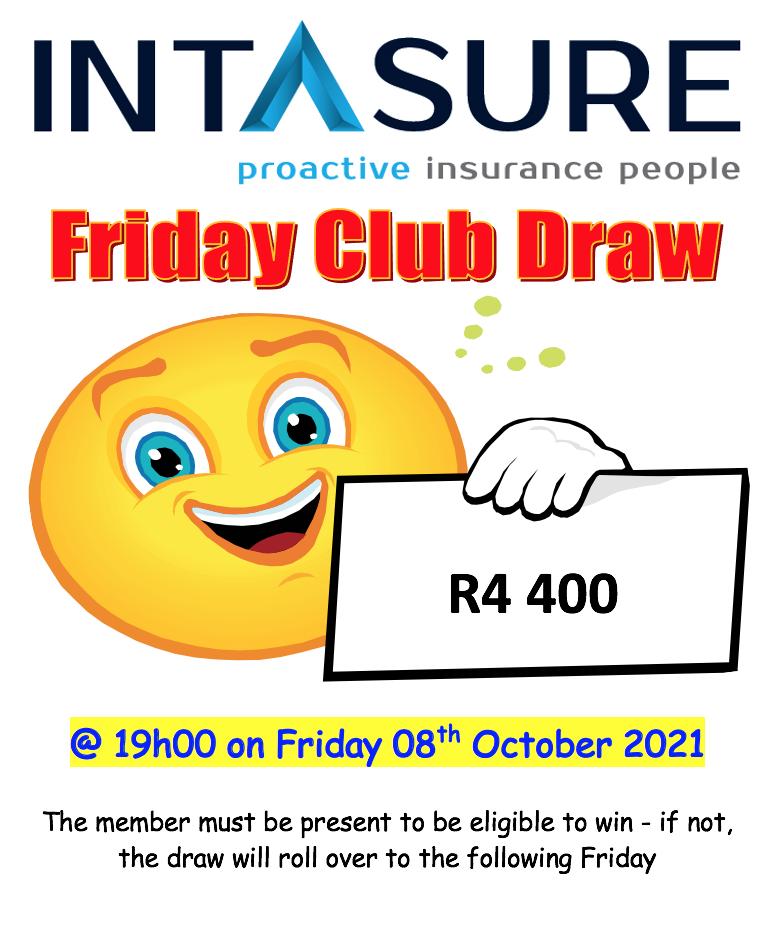 Friday Club Draw